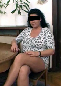 niezaspokojona żona szuka spotkania bez zobowiązań